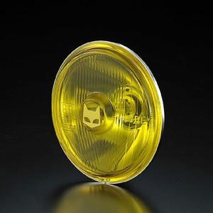 マーシャル ヘッドライト 汎用ヘッドライト 819ドライビングランプ 4輪車用 イエローレンズ|max-advancer