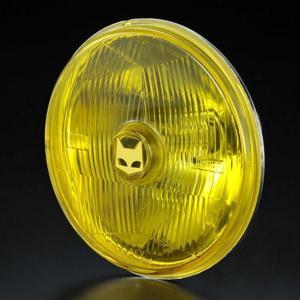 マーシャル ヘッドライト 汎用ヘッドライト 889 ドライビングランプ 4輪車用イエローレンズ|max-advancer