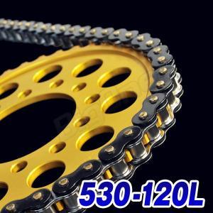 ブラックチェーン 530-120L 特注 ハード ゼファー1100 ZRX1100 CB1300SF CBR1100XX XJR1300 バンディット1200S RZ250 ZRX1200 ZZ-R400 TL1000S|max-advancer|02