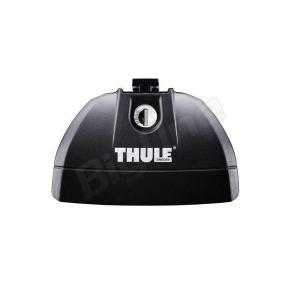 THULE スーリー ラピッドシステムフィックスポイント TH753 スクエアバー アルミエアロバー ウィングバーに装着可能 ベースキャリア ルーフキャリア max-advancer
