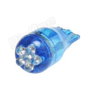 バルブ LEDバルブ T13 ブルー 6発内蔵 1個 電球 バイク 4輪|max-advancer