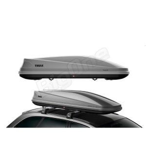 THULE Touring ツーリング チタンエアロスキン 780 TH6348|max-advancer