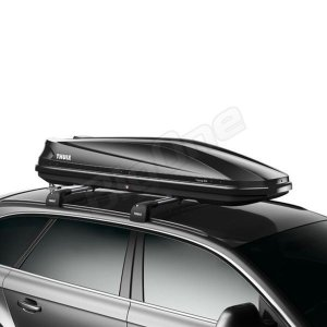 THULE Touring ツーリング グロスブラック 600 TH6346-3|max-advancer