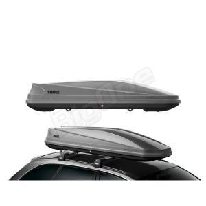 THULE Touring ツーリング チタンエアロスキン 600 TH6346-2|max-advancer