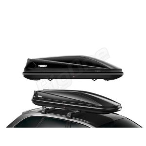 THULE Touring ツーリング グロスブラック 200 TH6342-1|max-advancer
