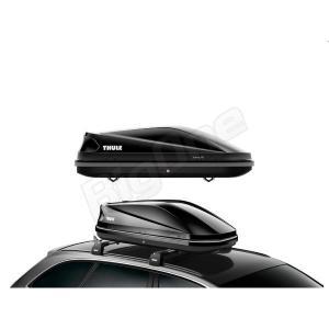 THULE Touring ツーリング グロスブラック 100 TH6341-1|max-advancer