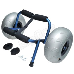 カヤックカート カヌーカート ビーチタイヤ仕様  ドーリー カヤック用品|max-advancer