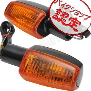 バイク CB系 ウインカー CB400SF VTR250 ホーネット250 ジェイド CB-1 純正レプリカ 橙 ダブル球|max-advancer