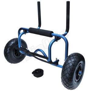 カヤックカート カヌーカート シットオン フラットフリータイヤ ノーパンクタイヤ カヤック用品|max-advancer