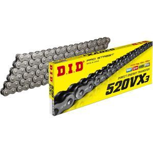 DID 520VX3-110ZB スチール 520-110L 大同工業 チェーン|max-advancer