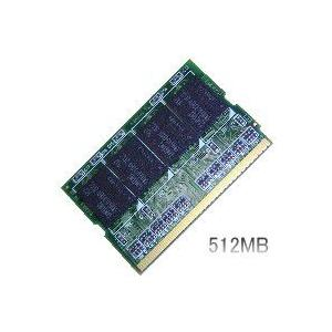 SONY VAIO type TR PCG-TRでの動作保証512MBメモリ max-memory