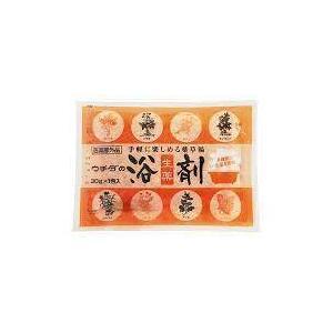 【医薬部外品】1袋 ポスト便発送 ウチダの浴剤 30g よくざい  代引&同梱不可|maxhema