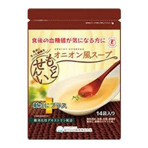 送料0円に修正 東洋新薬 特定保健用食品 オニオン風スープ 8.7g×14袋 maxhema