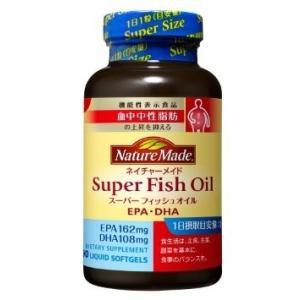 【送料無料】ネイチャーメイド スーパーフィッシュオイル(EPA/DHA) 90粒 maxhema