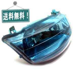 ヘッドライトASSY ブルー 仕様 リモコンジョグZR エボリューション 5KN SA16J|maximaselect