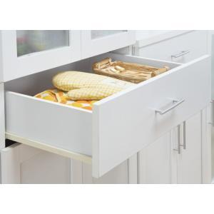 カップボード 食器棚 キッチン 食器収納 台所収納 キッチン収納 幅 約59cm キッチンボード ホワイト|maxlex|04
