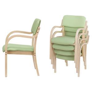 介護福祉チェア 肘付き 1脚 介護椅子 木製 ダイニングチェア 介護施設 デイサービス で人気 肘付き 施設 椅子 送料無料|maxlex|05