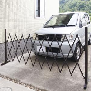 アルミ製 パッと広げて 簡単 フェンス ガレージ 送料無料|maxlex