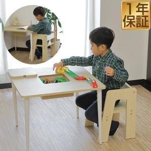 キッズ テーブル 机 プレイテーブル おもちゃ ブロック 収納 学習机 学習デスク 勉強机 幅60 おかたづけ お片付け 子供 こども 子供部屋 送料無料|maxshare