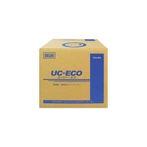 Linda 横浜油脂 UC-ECO カーシャンプー BE28 18L 3箱セット 送料無料|maxtool