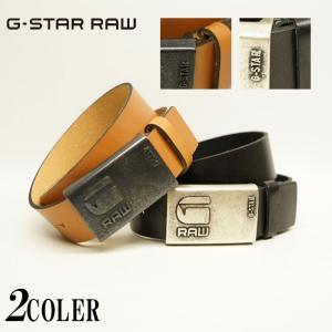 G-STAR RAW[ジースターロウ]GRIZZER PIN BELT/レザーベルト/本革/ジースター/D14547-B733/送料無料【ジースターか|mayakasai