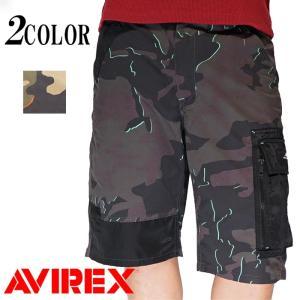 AVIREX アビレックス アヴィレックス カーゴ ショートパンツ ショーツ 6116089|mayakasai