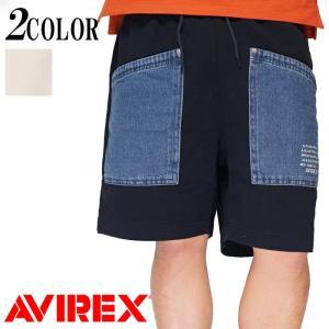 AVIREX アビレックス アヴィレックス ショートパンツ ショーツ 6116098|mayakasai