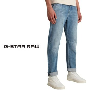 ジースター ロウ G-STAR RAW ジーンズ デニム パンツ メンズ エースタッグ テーパード A-STAQ TAPERED JEANS D20005-B988|mayakasai