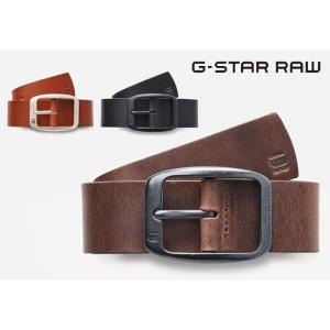 G-STAR RAW[ジースターロウ] Ladd Belt/レザーベルト/本革/D04168-3127/送料無料|mayakasai