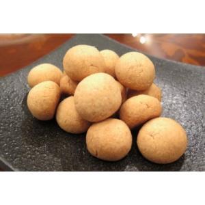 【ピーナッツまる(6個入り)】卵不使用、無添加ピーナッツバターを使ったクッキー、きび砂糖使用|mayfair-net
