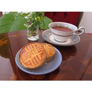 【ガレットブルトンヌ(1個入り)】上質なバターをふんだんに使った厚焼きクッキー、ミネラルたっぷりの佐渡の塩ときび砂糖を使用|mayfair-net