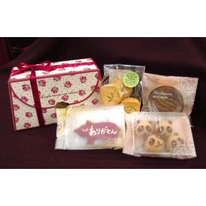 【ありがとんギフトBox】要冷蔵、かわいいブタさんクッキーや動物のフィナンシェが入ったギフトセット|mayfair-net
