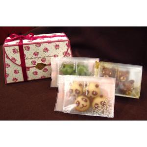 【動物フィナンシェ3種ギフトBox】要冷蔵、かわいい動物フィ...