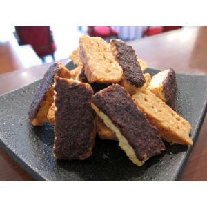 【ビスコーンティ(90g入り)】自家製スコーンで作ったビスコッティ、チョコ味と塩バター味|mayfair-net