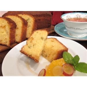 【梅の実のパウンドケーキ(ハーフサイズ)】数量限定、自家製梅酒を使った甘酸っぱくて爽やかなパウンドケーキ|mayfair-net