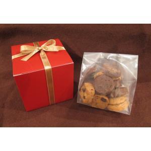 【チョコクッキーBox】チョコレートクッキー、アーモンドチョコクッキーが入った箱入りギフトセット、期間限定|mayfair-net