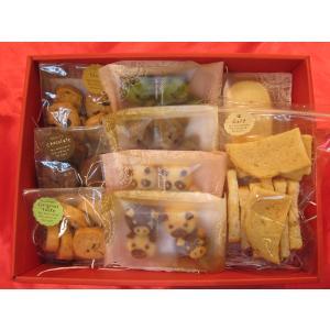 【クッキーと動物フィナンシェの焼き菓子ギフト】要冷蔵、たいせつな方への贈り物、ギフトにぴったりの焼き菓子セット|mayfair-net
