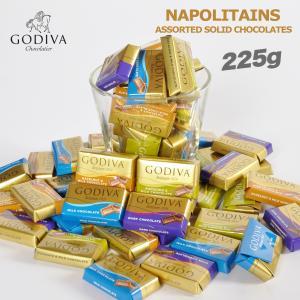 ゴディバ ナポリタン 4種類 225g チョコ チョコレート 大容量 アソート|maymaymall