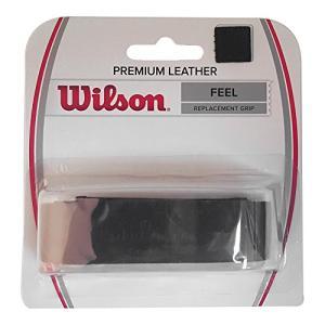 Wilson(ウイルソン) テニス リプレースメントグリップ PREMIUM LEATHER GRI...