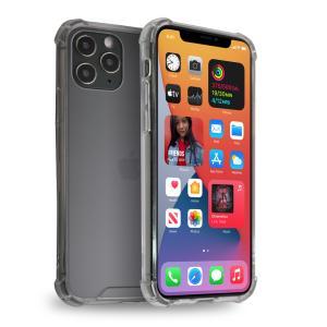 BLIXIA公式 【BLIXIA】 iPhone12 12mini 12Pro 12ProMax 専用 アクリル+TPU エアークッション 保護ケース クリア 衝撃吸収 透明 定番 スマホケース mayumi