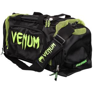 VENUM スポーツバッグ Trainer Lite  トレイナーライト(黒/ネオイエロー)