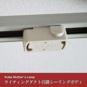 照明器具 ダクトレール用プラグ変更 取付簡単 マスターピース ダクトプラグ 変換プラグ D801
