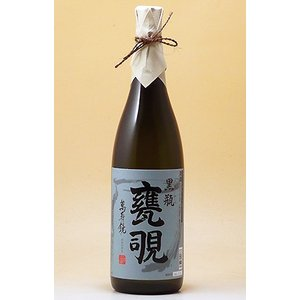 萬寿鏡 マスカガミ 新潟の酒 黒瓶 甕覗(かめのぞき)1800ml