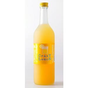 山の壽酒造 リキュール 720mlクレイジーレモン