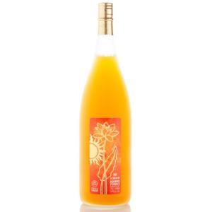 山の壽酒造 梅酒 1,800mlフルフル 完熟マンゴー梅酒 太陽のタマゴ