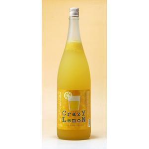 山の壽酒造 リキュール 1,800mlクレイジーレモン