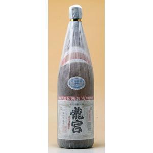 富田酒造場 黒糖焼酎30度 龍宮(りゅうぐう) 1,800ml