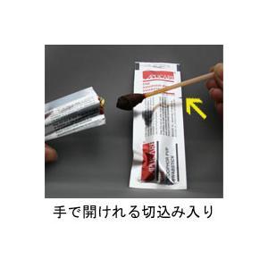 白十字 アプリスワブ(10%ポビドンヨード液) 1本入×50袋|mb-web|03