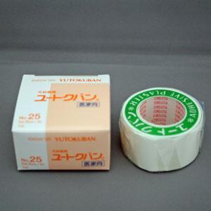 祐徳薬品 ユートクバン No.25 布絆創膏 25mm×5m 1巻入