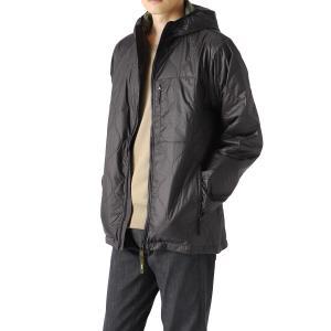 アスペジ ASPESI フード付き キルティングジャケット ブルー メンズ 0i01-g819-93101|mb-y